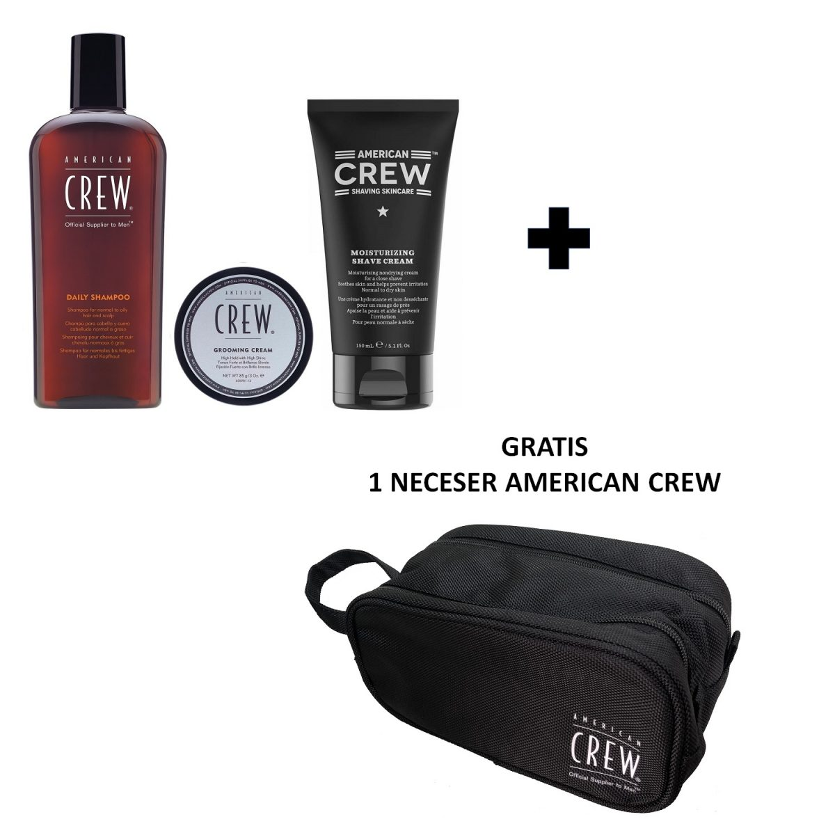 56_American-Crew-Daily-Shampoo-250ml_Grooming_Cream_85gr_Moisturizing_Shave_Cream_150ml_Neceser