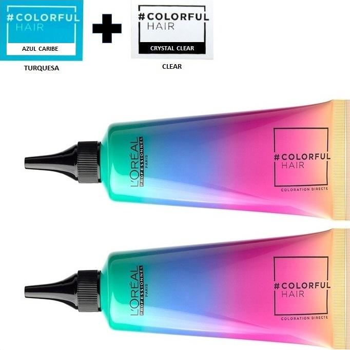 09_Emphase_Loreal_Profesional_Colorful_Hair_Tinte_Temporal_de_Fantasia_Turquesa_90ml_Clear_90ml